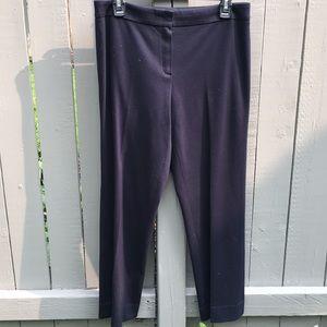 Escada Navy Pants Size 38